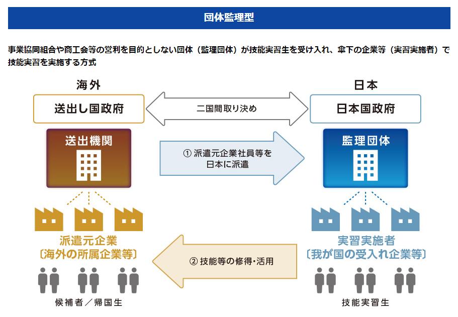 JITCO 団体監理型